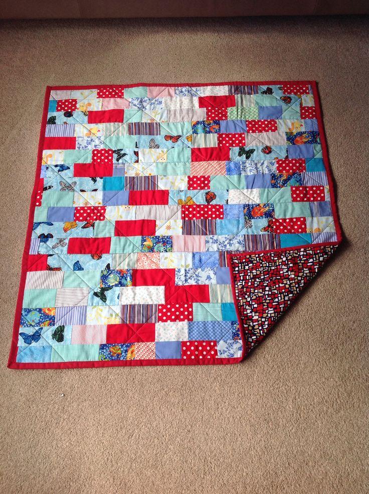 Baby floor quilt uk gurus floor for Floor quilt for babies