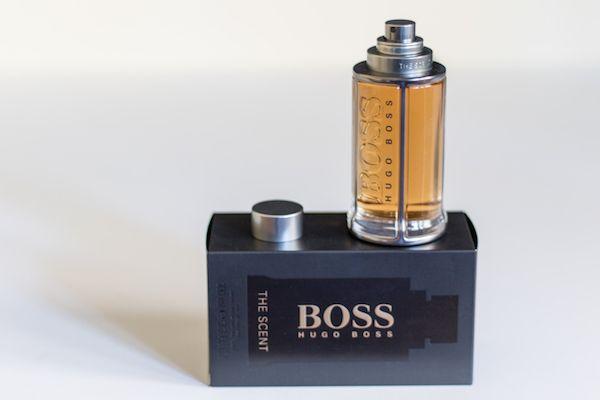 boss the scent test avis parfum homme