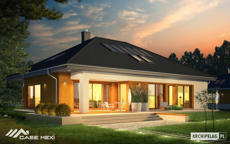 Mexi builds #homes based on light frame #construction system, which offers, right now, better quality than any other traditional structure on the market.