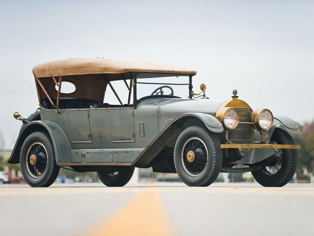 1923 Locomobile Model 48 Series VIII Sportif