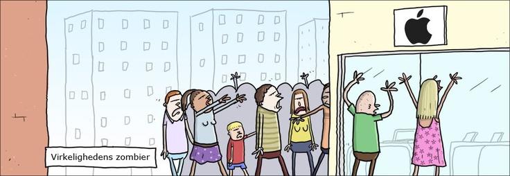 """""""Virkelighedens zombier"""" - Wulffmorgenthaler"""