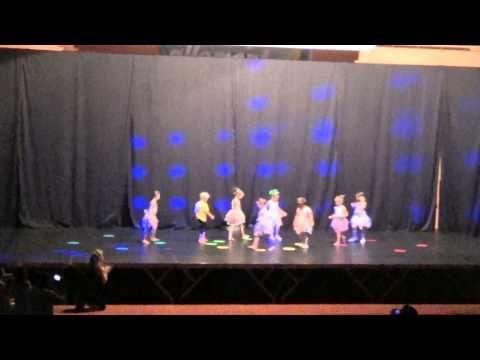 Spectacle 2014 Danse Maternelle - YouTube