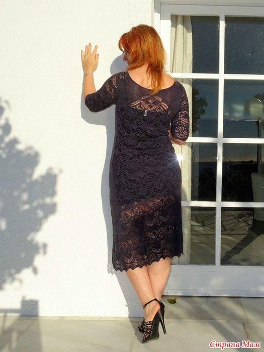 Платье по мотивам от Cicilii Prado. Перезагрузка.