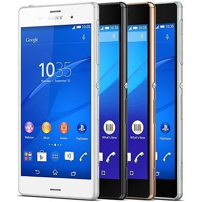 Sony Xperia Z3 D6633 Dual SIM Android Smartphone Handy ohne Vertrag 4G LTE WOW!