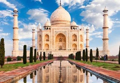 Taj Mahal, Agra The Most Glorious Structure