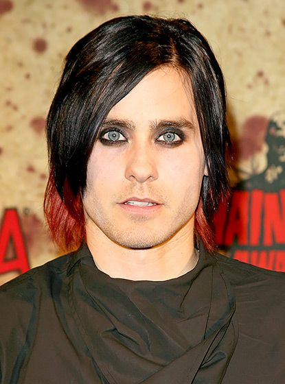 December 2006 Jared Leto´s Glorious Hair Evolution