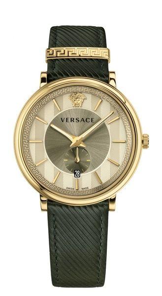 7aef17094 Versace The Manifesto Edition VBQ030017 Men's Casual Watch | Versace ...