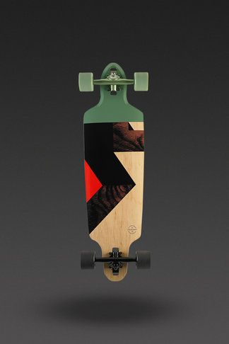 Gold Coast - Valve Complete Longboard for sale on The Clymb