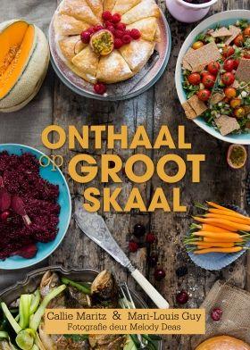 Book cover Onthaal op Groot Skaal