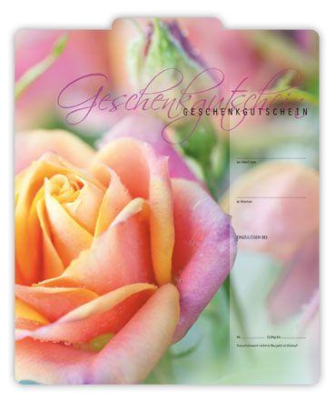 Gutschein BL239 für den Blumenhandel ...