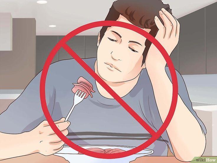 Comment arrêter de trop manger: 16 étapes