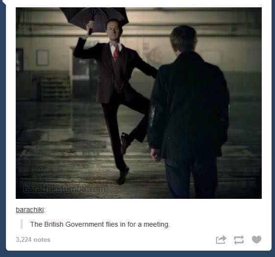 Mycroft Poppins?! <<>>>Exactly MY THOUGHTS!!! chim chiminey chim cimeney chim chim charoo