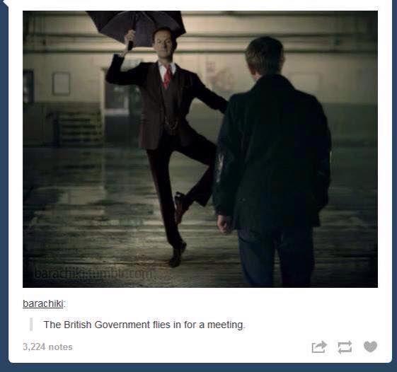 Mycroft Poppins?! <<>>>Exactly MY THOUGHTS!!! chim chiminey chim cimeney chim chim charoo