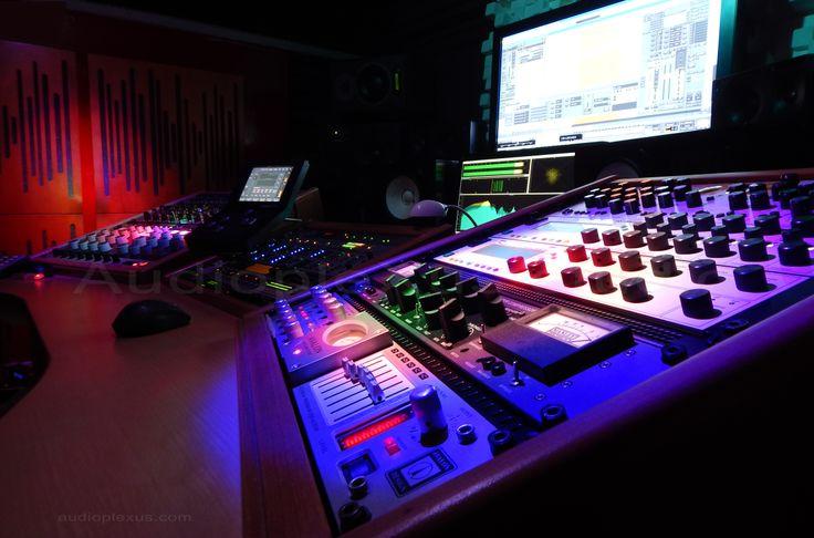 AudiopleXus Mastering Studio