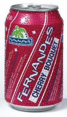 Fernandes Drink, Cherry Bouquet, I personally like the Green Punch better, but hey... that's personal! ;)