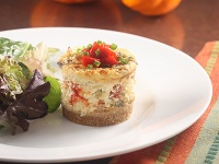 crab cheesecake?  =)