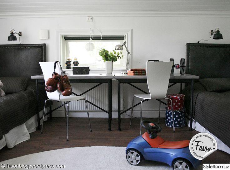 skrivbord,pojkrum,sovrum,gör det själv,diy