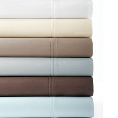 wholeHome LUXE (TM/MC) 500 Thread Count Egyptian Cotton Flexfit Fitted Sheet - Sears | Sears Canada