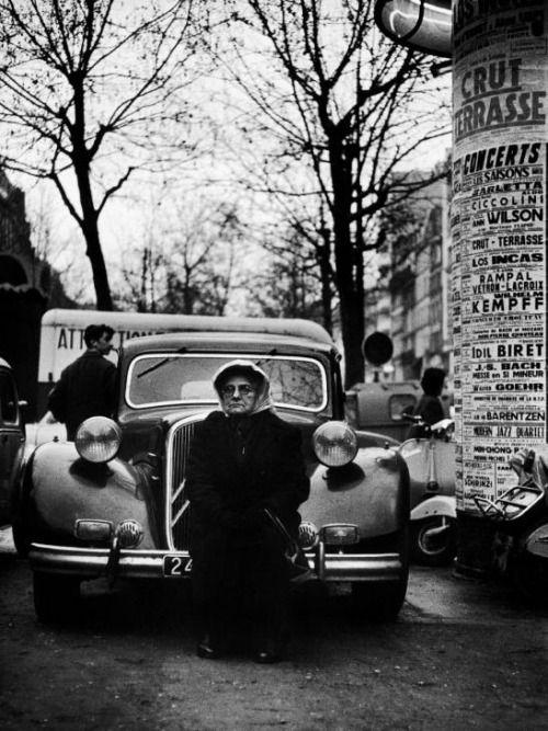 Christer Strömholm :: Paris, 1959