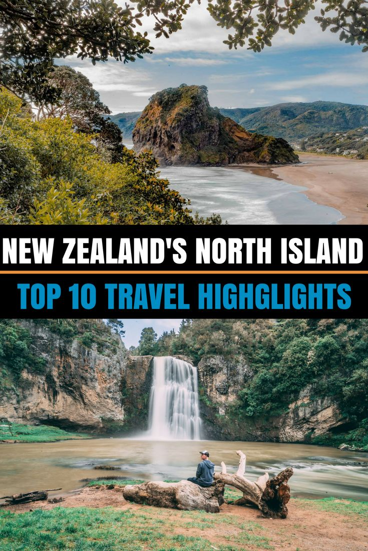 NEW Zealand's North Island is absolutely amazing! Read all about some of my favorite travel highlights! #NewZealand #Travel #Hobbiton #LordOfTheRings #MovieSet #Rotorua #ThingsToDo #VisitNewZealand #Taupo #Skydiving