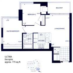 31 best townhomes condos images on pinterest condos for 12 yonge st floor plan