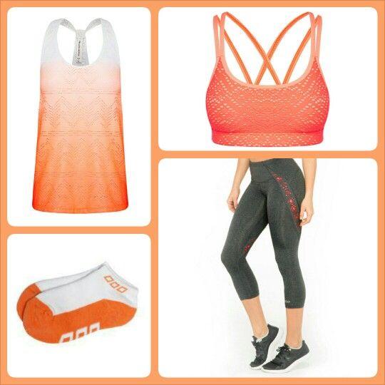 Orange - My Favourite Colour :-) #ljwishlist @Lorna Jane