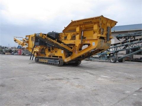 Get Best Deal on Used 2010 #Tesab #Aggregate_Equipment with Free Price Quotes by Powerscreen Of California for $ 298000 in American Canyo, CA, USA at http://goo.gl/Tcis7Q