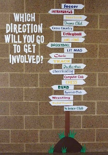 17 best ideas about school wall decoration on pinterest for Classroom wall mural ideas