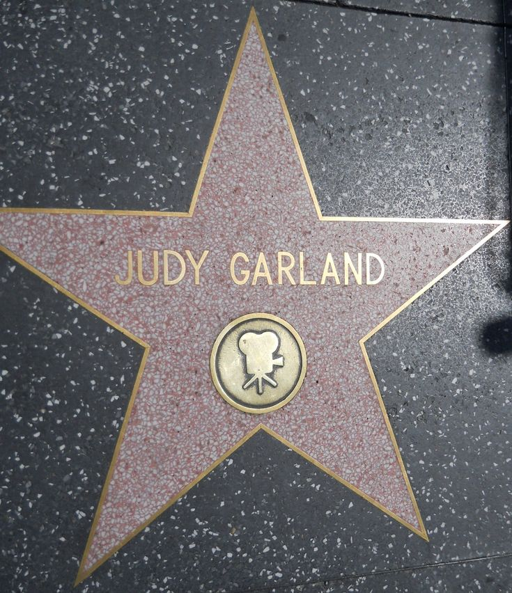 Hollywood Walk of Fame, Los Angeles, CA, USA