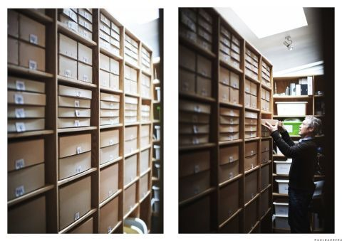 Where They Create Jasper Morrison By Paul Barbera With Images Jasper Morrison Jasper British Design