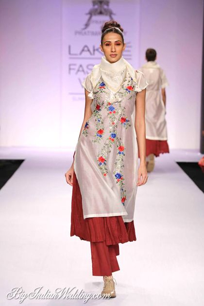 Prama by Pratima Pandey designer suit collection