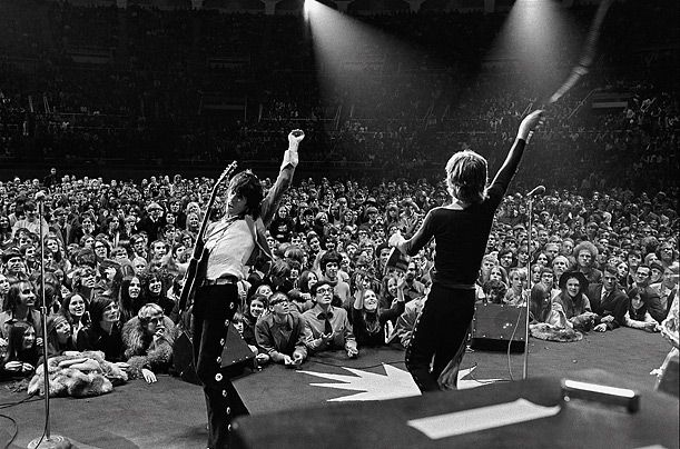 rolling stones in concert | The Rolling Stones: 1969 American Tour - Photo Essays - TIME