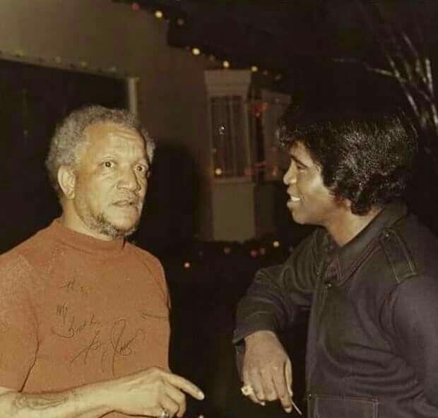 Redd Foxx & James Brown