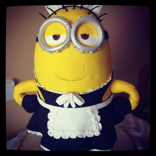 204 best images about Cake Despicable Me on Pinterest ...
