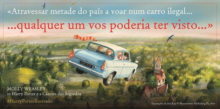 Harry Potter e A Câmara dos Segredos - Edição Ilustrada
