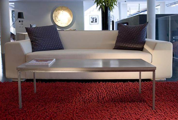 Sofabord i betong, gr?tt- MBJ Design Inspirasjon til huset ...