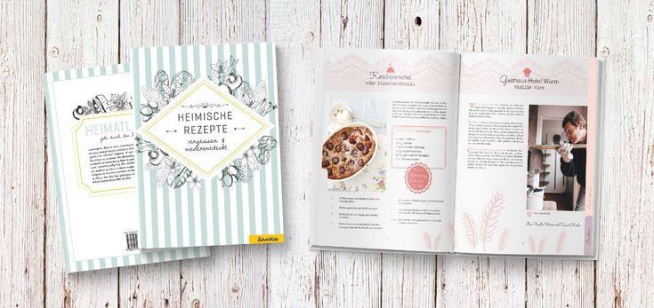 """Vergessene Küchenschätze – Kochbücher für die gemeinnützige Unternehmergesellschaft """"Träume für Kinder"""""""