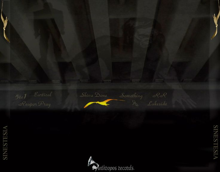 (c) Обложка альбома CD  «SINESTESIA - Eye - 2003»  http://oceana.su/music/sinestesia