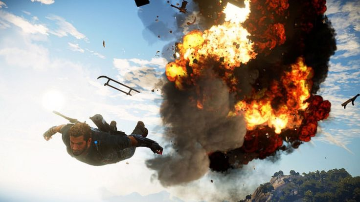 Video: Avalanche Studios Releases First Just Cause 3 Gameplay Trailer: http://www.playstation4magazine.com/video-avalanche-studios-releases-first-just-cause-3-gameplay-trailer/ #JustCause3  #AvalancheStudios