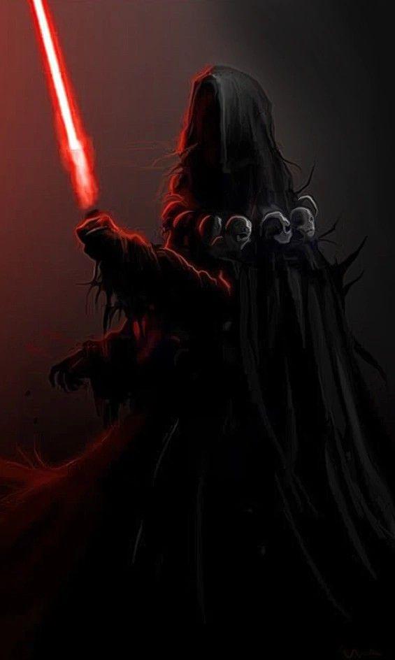 Dark Lord Of The Sith Star Wars Images Dark Side Star Wars Star Wars Villains