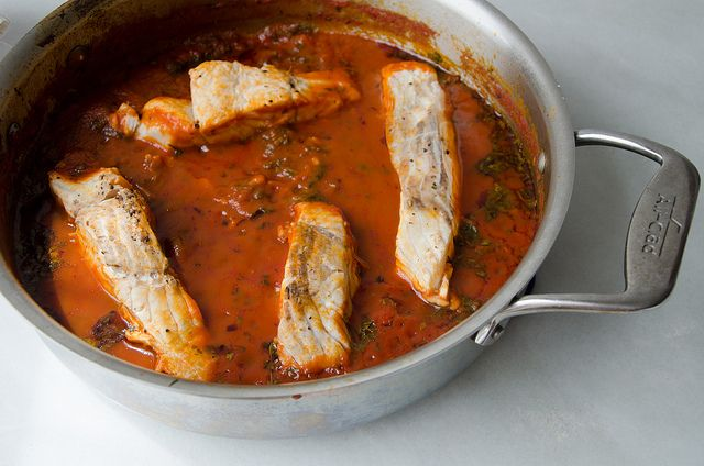50 best stews and soup fishy images on pinterest soap for Creamy fish stew