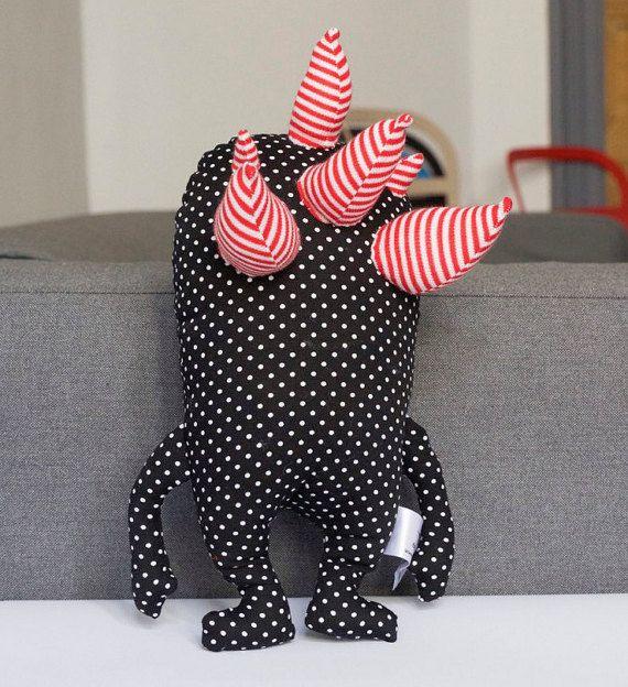 Baby Mammoth with Soft Teeth Stuffed Soft Toy by eyecandymade