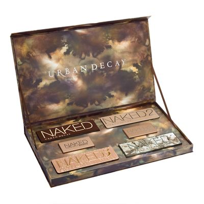 Urban Decay Naked Vault Volume II I'll never have it! That's ok with me, bc who needs all that anyway...or Do I?!