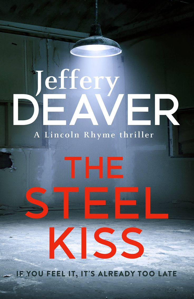 Kernel Deb reviews Jeffrey Deaver's 39th novel and the 12th in the Lincoln Rhyme series. This will be an enjoyable read for fans of the series. THE STEEL KISS is out now from Hachette Australia Books​. http://saltypopcorn.com.au/the-steel-kiss/