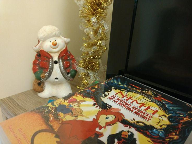 Navidad y películas infantiles #NavidadMireyaka