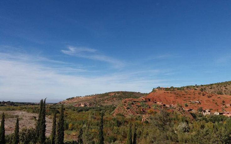 In the distance...  www.morocco-objectif.com https://www.youtube.com/watch?v=L5YLOQeiIeM  #moroccoobjectif #ourikavalley #trekking #cameltrek #amazingplaces #beautifulplaces #instamorocco #travel #tours #moroccotravel #instagram #morocco #maroc #marruecos #marocco #marrocos #marokko  Morocco Desert Tours  Morocco Desert Trips