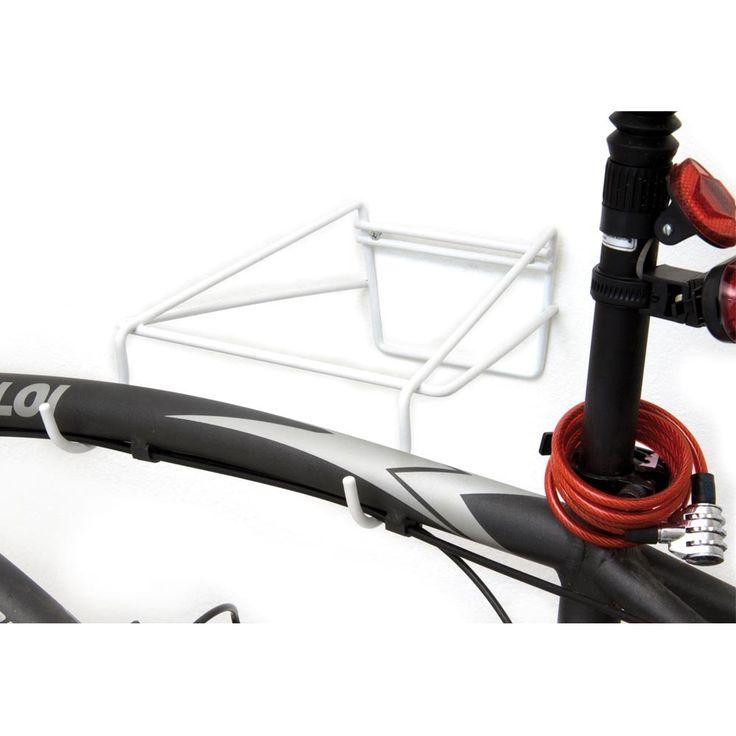 Suporte para bicicletas - Horizontal - Guarde sua bicicleta com segurança e ganhe espaços! - Garagem