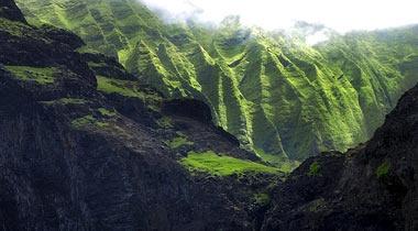 Na Pali coast. Want to go here.