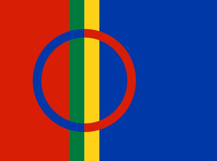 Saamen lippu – Wikipedia