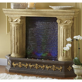 This Is What I Would Like My Fireplace Surround To Look Like.